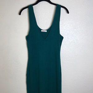 Dresses & Skirts - Basic Emerald Dress